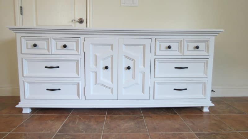 Thomasville Dresser Painted White Painted Furniture Ideas