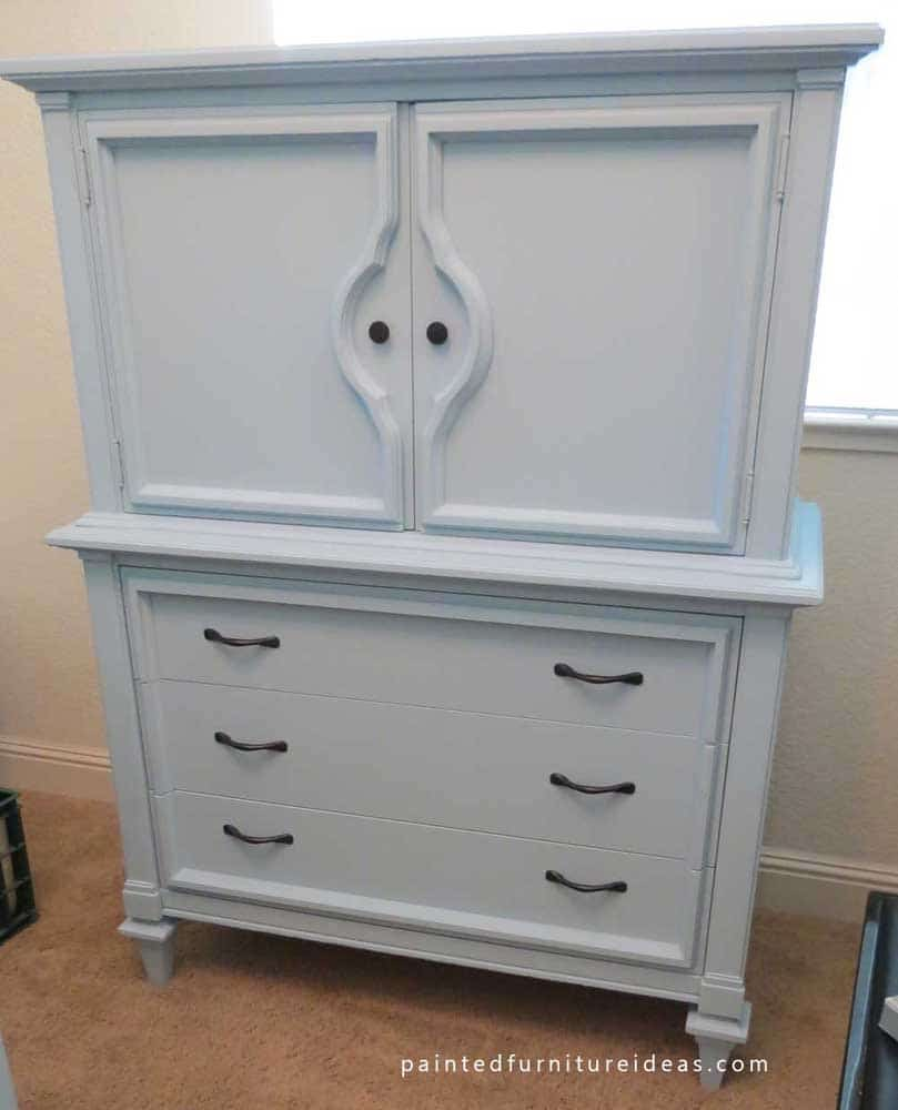 Painted furniture ideas before and after - Painted Furniture Ideas Before And After 23