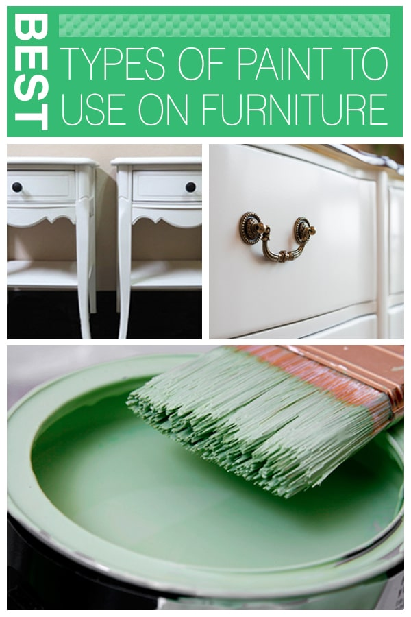 Painted Furniture Ideas Furniture Paint What Type To