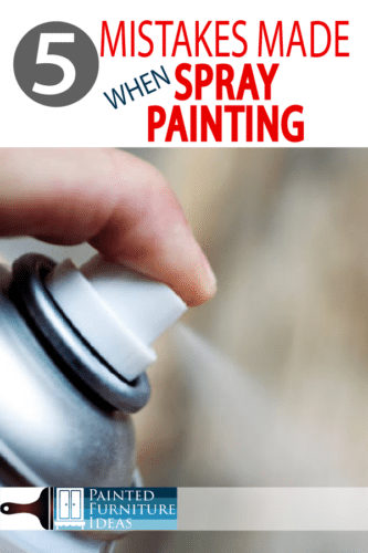 Spray painting soon? Learn from others mistakes and do it right!