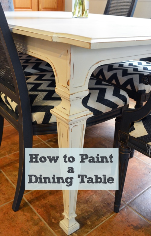 Durable Kitchen Table