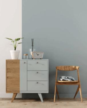 modern paint look