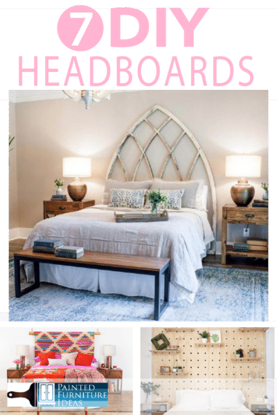 Check out these 7 DIY headboards for your next room upgrade!