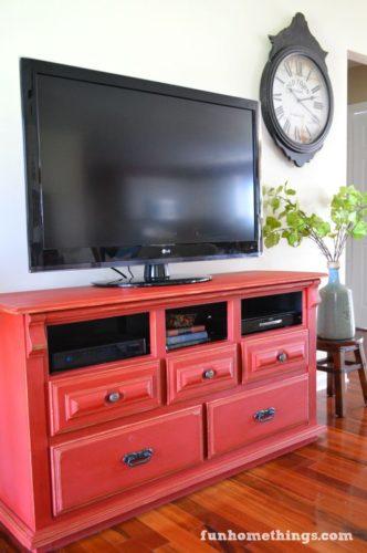 Living-Room-Makeover-Dresser-to-Media-Center