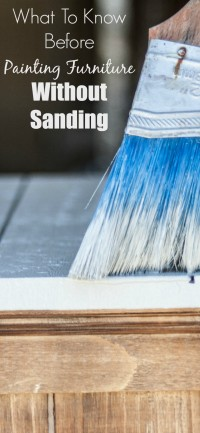 What to Know Before Painting Without Sanding