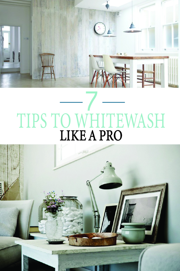 Painted Furniture Ideas 7 Tips To Whitewash