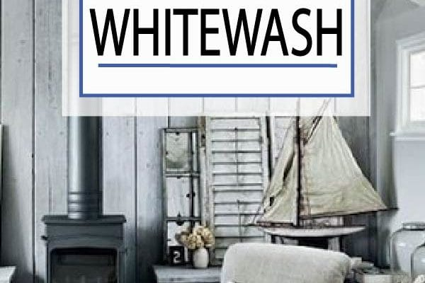 Whitewash furniture easily with these 7 tips! Learn before you start, for a professional finish on your project!