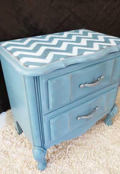 Painted Furniture Ideas Nightstand Archives Painted Furniture Ideas