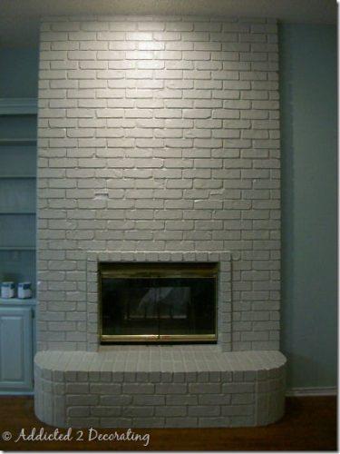 Fresh Ways To Update Brick Painted Furniture Ideas