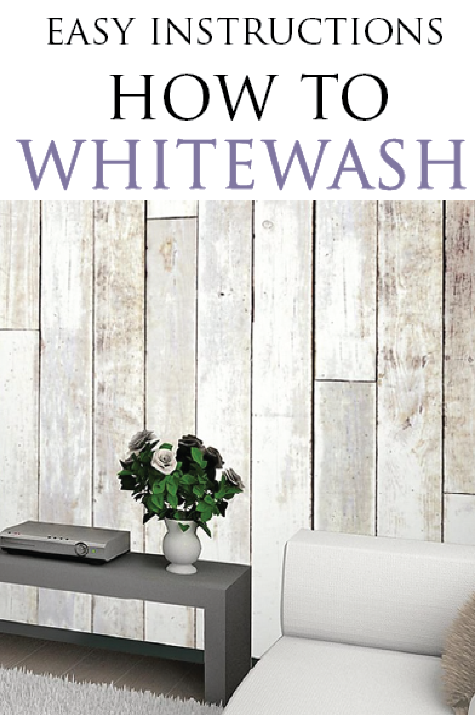 Whitewash Furniture Correctly Painted Furniture Ideas