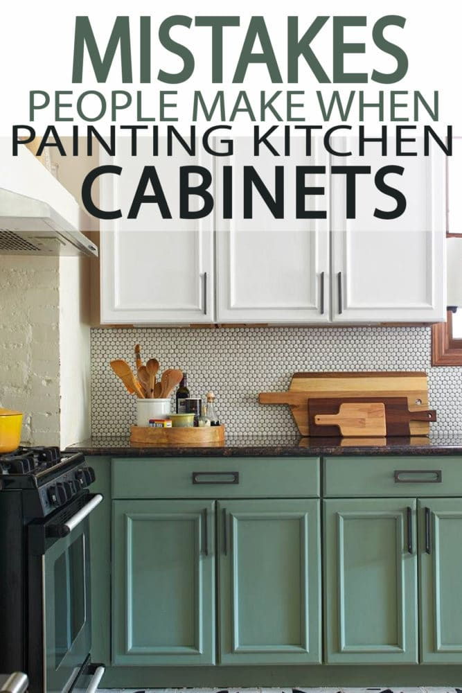 Painting Your Kitchen Cabinets? Learn From Other What To Do, And What NOT To