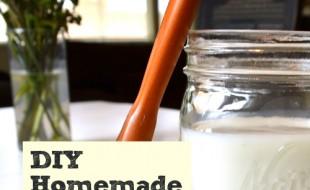 DIY Homemade Mod Podge Recipes