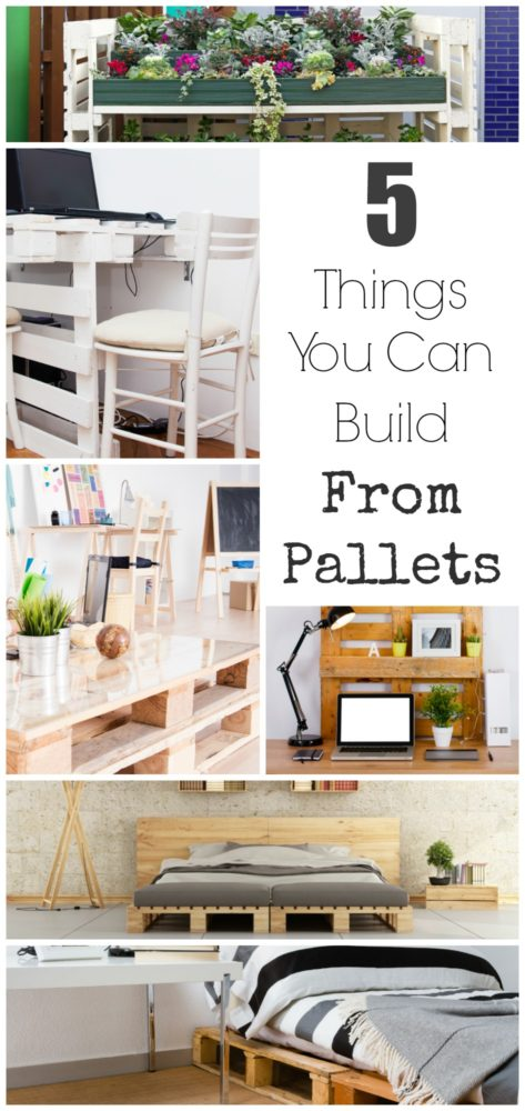 things you can build out of a pallet