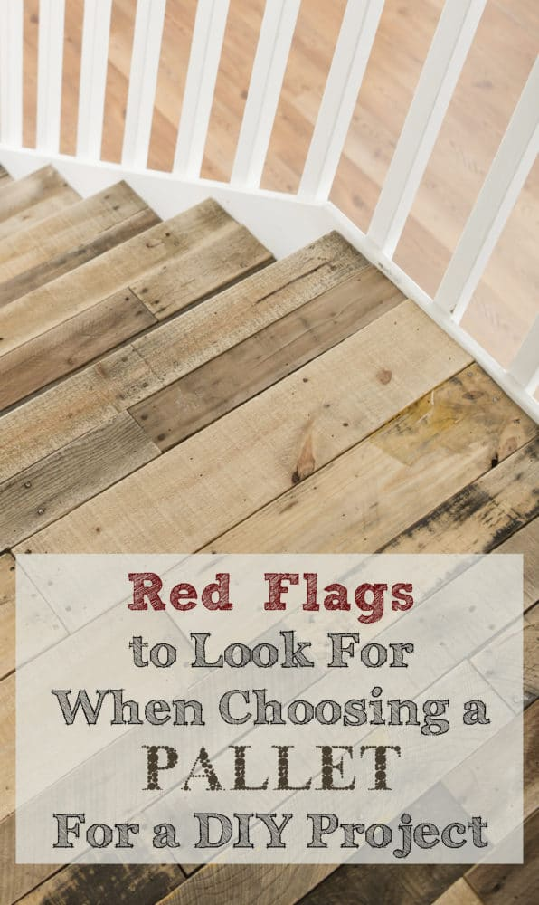 how to choose the best pallet for crafts painted