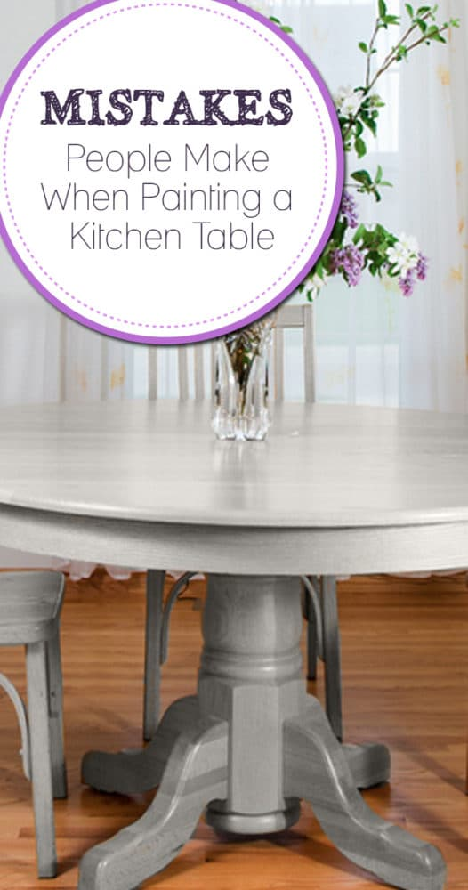 Like This Article? Pin It! Mistakes Kitchen Table