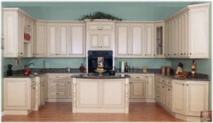 Lovely White Kitchen Cabinets