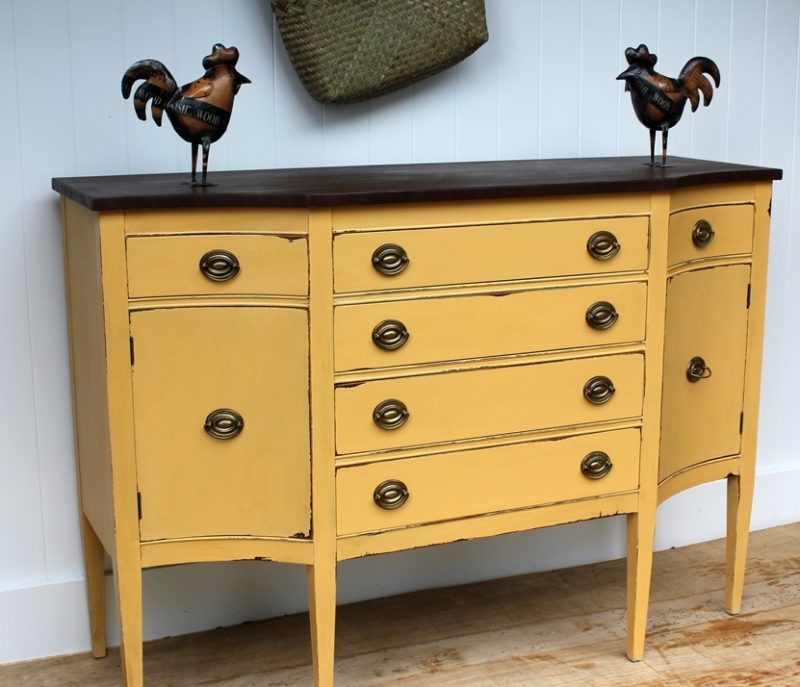 Painted Furniture Ideas Reasons To Use Chalk Paint