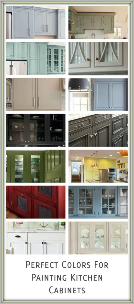Sonja used the reclaim paint color pebble by caromal colours a - Great Colors For Painting Kitchen Cabinets Painted Furniture Ideas Light Green Painted Kitchen Cabinets With Shiny