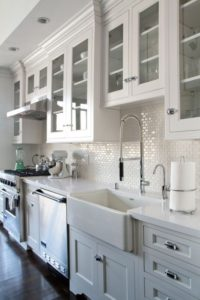 30 Kitchen Cabinet Tips & Tricks - Painted Furniture Ideas