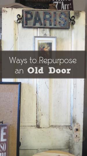 3 ways to repurpose an old door painted furniture ideas - Great ways of repurposing home furniture ...