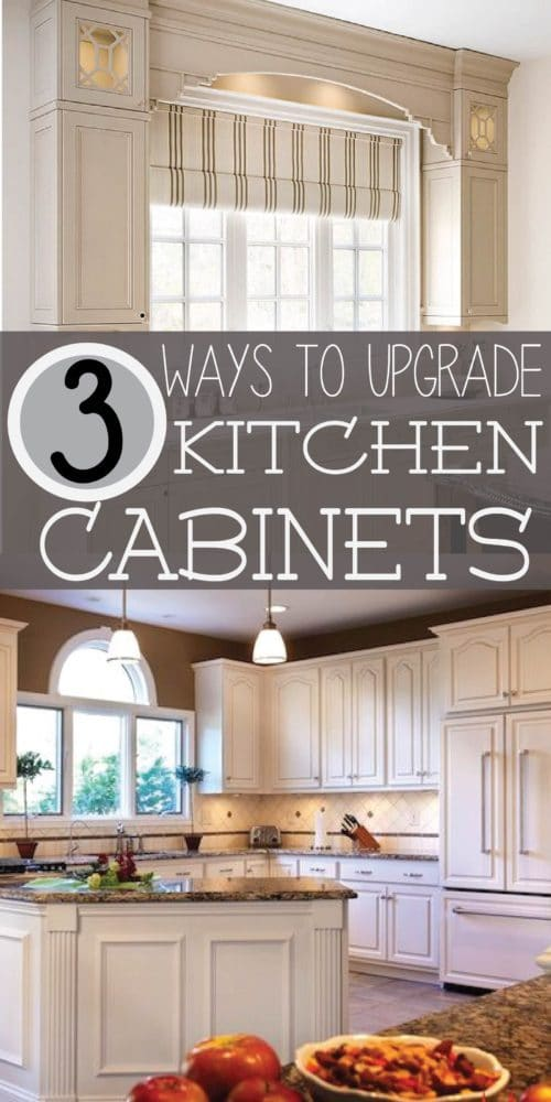 how to update kitchen cabinets ways to upgrade your kitchen cabinets painted furniture 17420
