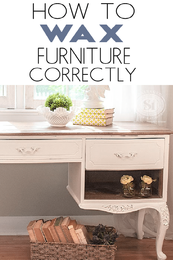Get the look you want on your next painting project with these great tips for waxing furniture correctly!
