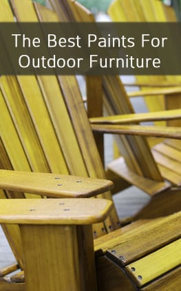 Painted Furniture Ideas Best Paints For Outdoor