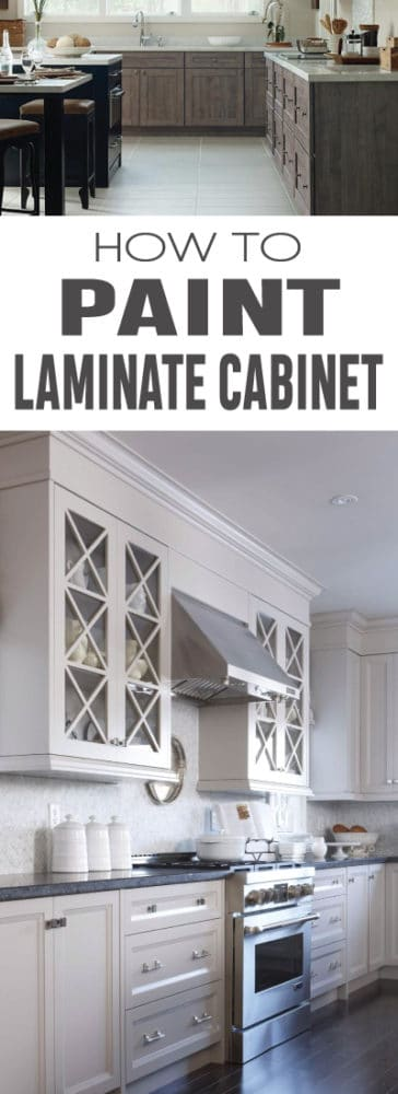 PAINTING KITCHEN CABINETS IS EASIER THAN YOU THINK. LEARN HOW TO DO IT TODAY!