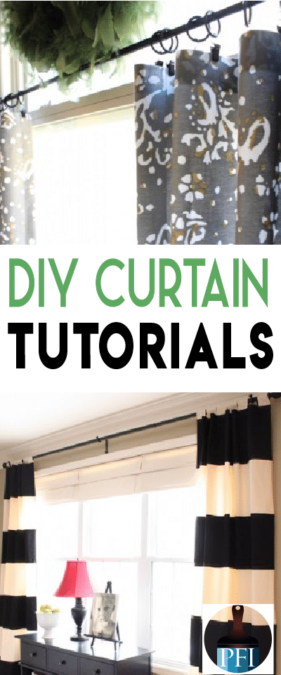 curtain tutorials