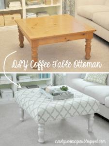 DIY Coffee Table Tutorial