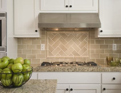 backsplash in kitchen