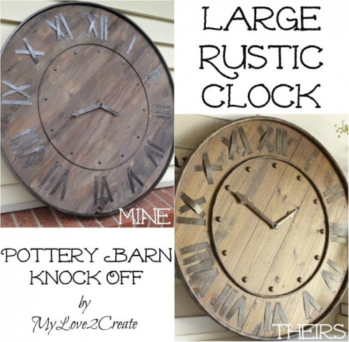 MyLove2Create-Large-Rustic-Clock-pin-700x686 (1)