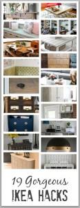 19 Gorgeous IKEA Hacks