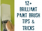 Paint Brush Tips and Tricks