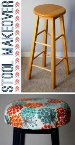 Makeover your Barstool