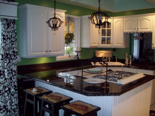 How To Paint Countertops 12 Tutorials Painted Furniture
