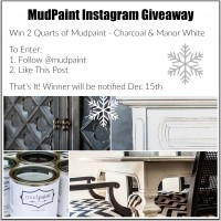 Mudpaint Instagram Giveaway