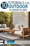Make your own outdoor furniture with these great DIY tutorials