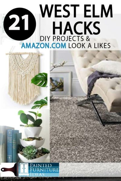 DIY projects and Amazon look alikes to save you time and money on your home decor!