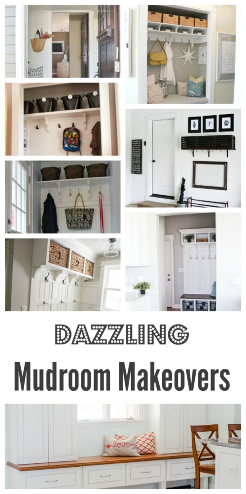mudroom makeovers