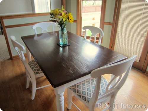 Table Makeover Ideas Painted Furniture Ideas Fascinating Dining Room Makeover Ideas