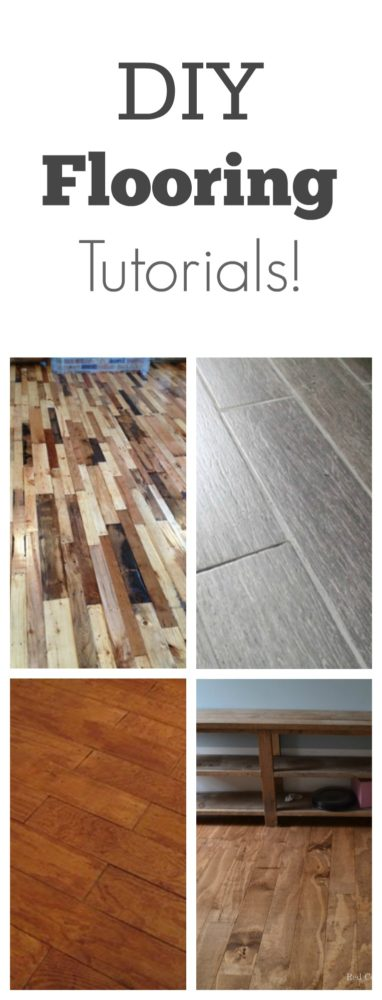 flooring tutorials