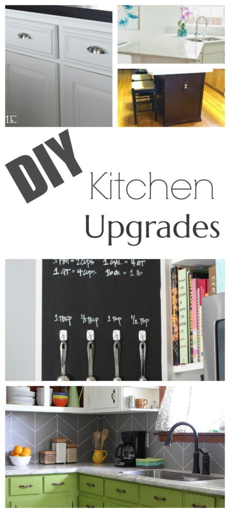 kitchen upgrade ideas