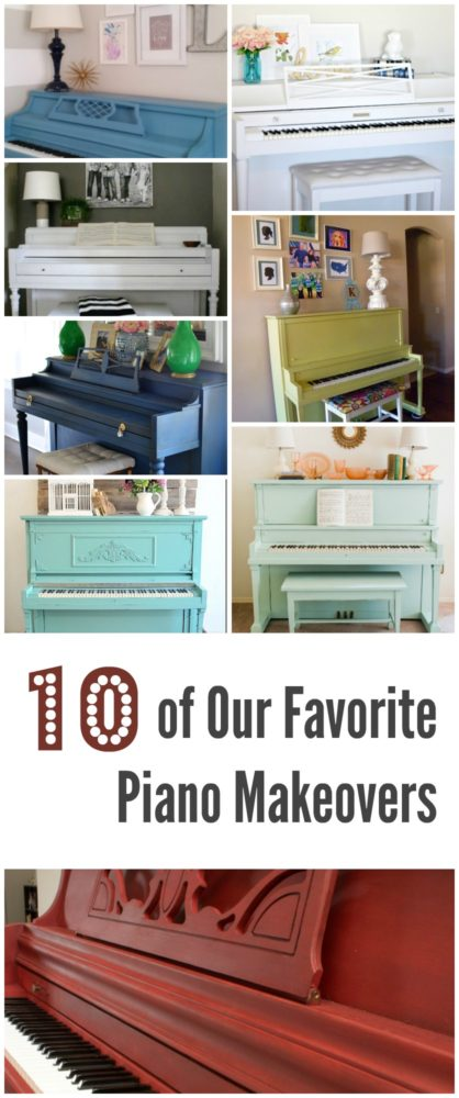 piano makeovers