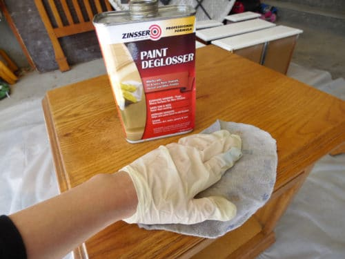 remove dirt from furniture