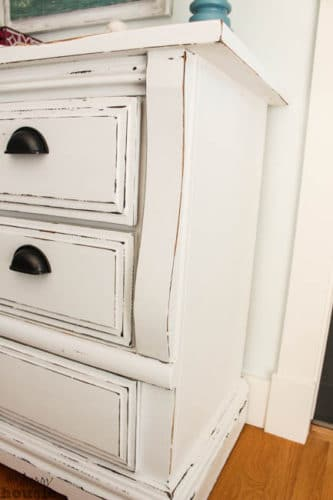 How To Prep An Old Piece Of Furniture For Painting