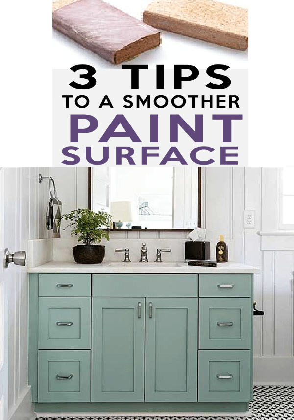 Learn 3 tips that will make your DIY paint project beautiful and smoother!