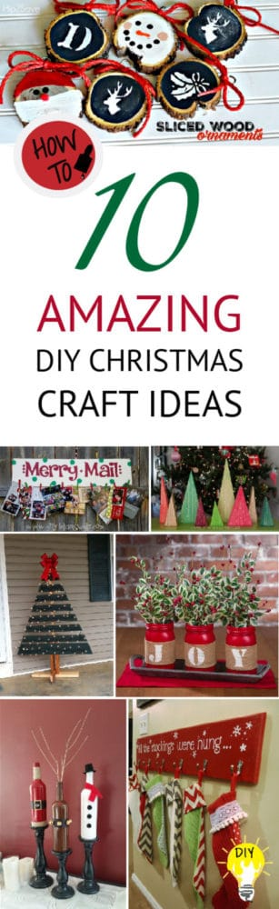 craft christmas ideas