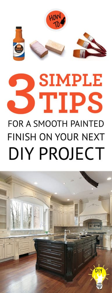3 Easy Diy Valentine Decorations Under 10: 3 Simple Tips For A Smooth Painted Finish