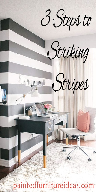 Painted Furniture Ideas Stripes Archives
